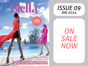 Stella Magazine + current issue
